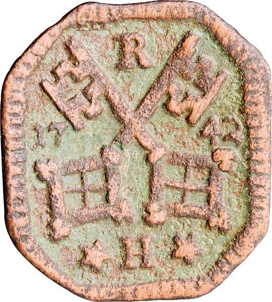 Schlüssel-Heller Freie Reichsstadt Regensburg 1709-1803