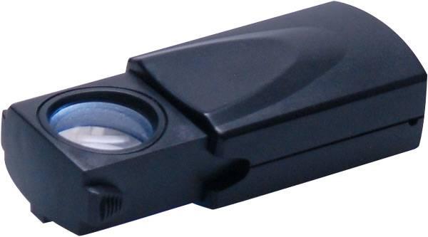 20-fache Vergrößerung Lupe mit LED-Beleuchtung