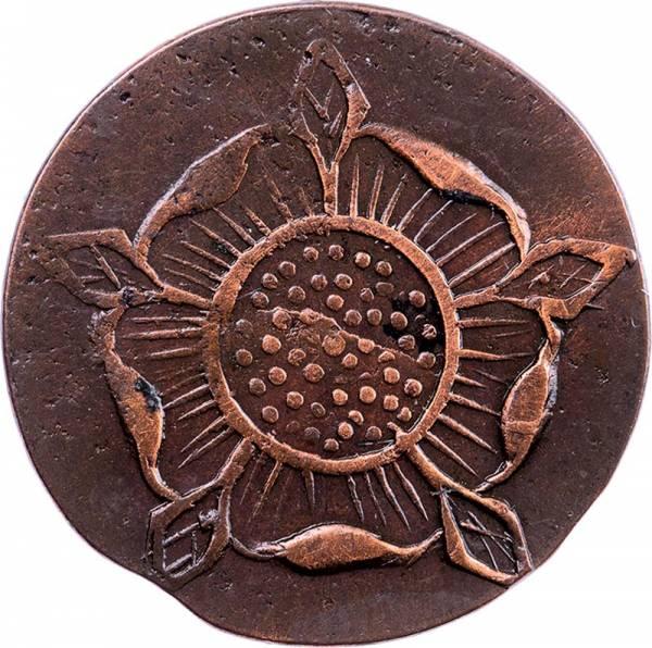 1 Pfennig Lippe Fürst Paul Alexander Leopold 1828 - 1830, 1836 und 1840
