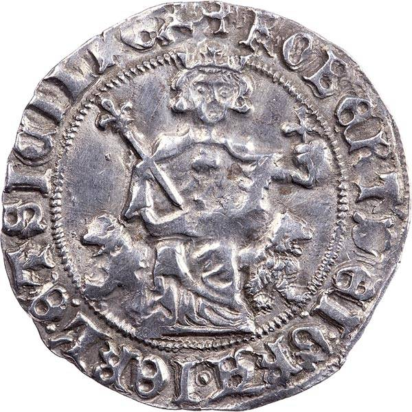 Neapel und Sizilien König Robert von Anjou 1309-1343