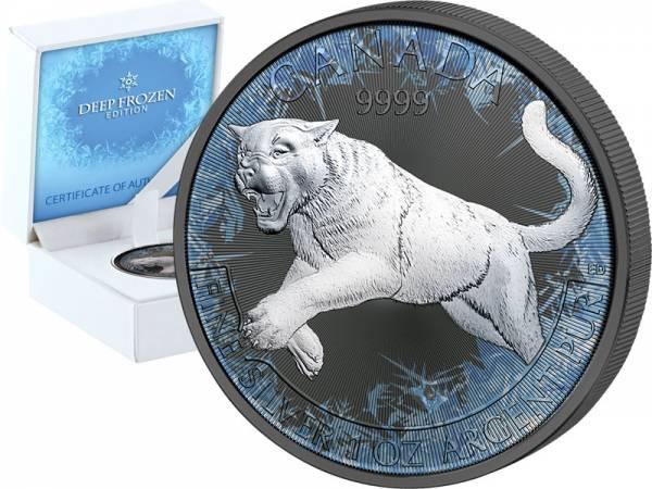 1 Unze Kanada Deep Frozen Edition Puma 2016