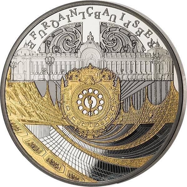 10 Euro Frankreich Petit Palais Musée d`Orsay 2016