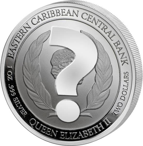 Eastern Caribbean 8 Motiv unserer Wahl 2018