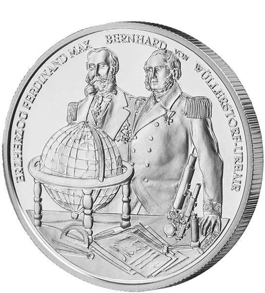 20 Euro Österreich S.M.S Novara 2004