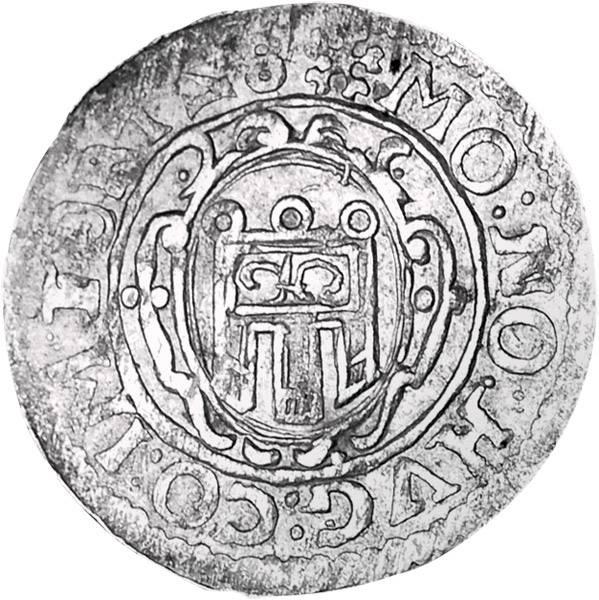 1/2 Batzen Montford Graf Hugo IV 1624-1629 sehr schön