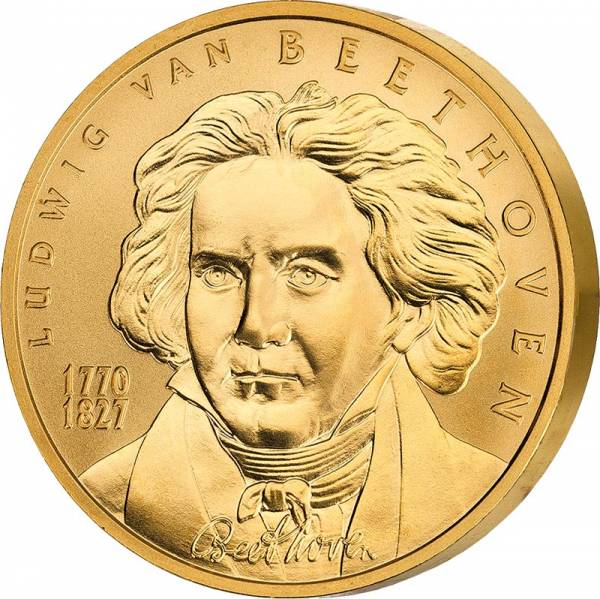 50 Euro Österreich Ludwig van Beethoven 2005