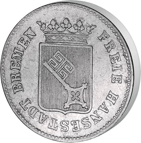 6 Groten Bremen Freie Hansestadt