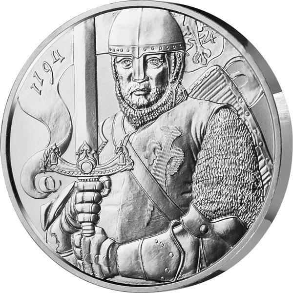 1 Unze Silber Österreich Leopold V. 2019