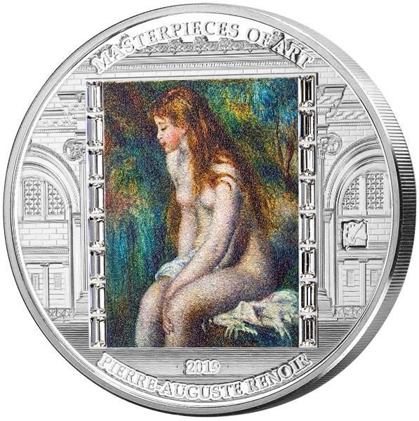20 Dollars Cook-Inseln Pierre-Auguste Renoir - Die junge Badende