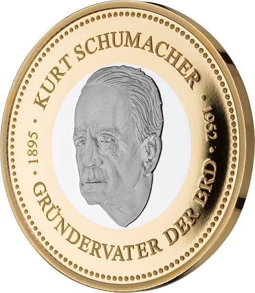 Zu Ehren Kurt Schumachers