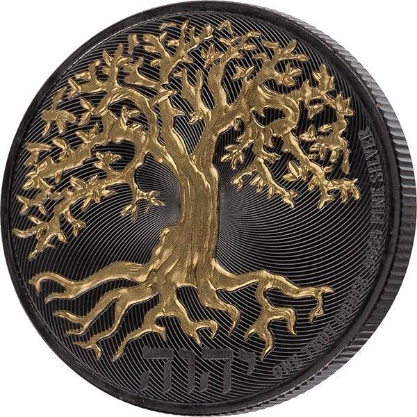 1 Unze Niue Lebensbaum 2020 Golden Enigma Edition