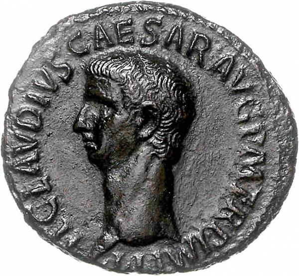 Kaiser Claudius I.