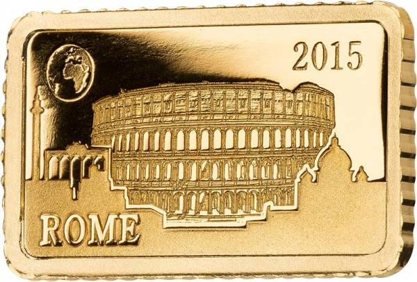 10 Dollars Salomonen Rom Kolosseum 2015