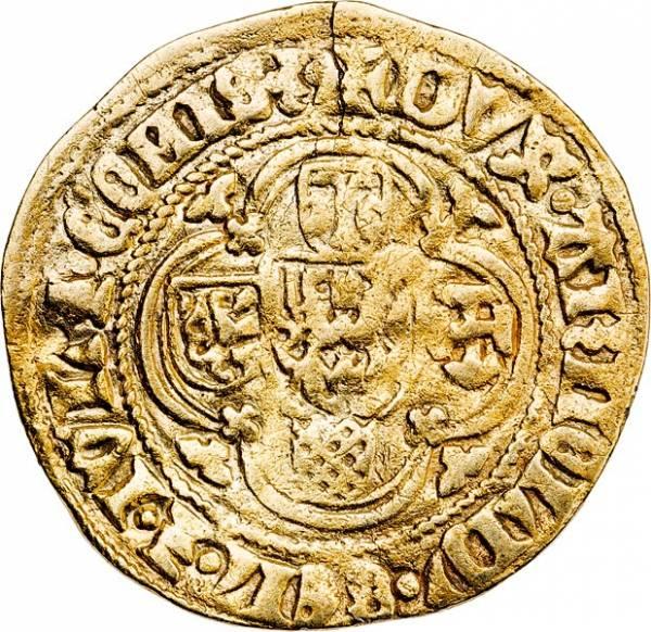 Goldgulden Geldern Herzog Arnold von Egmond 1423-1742