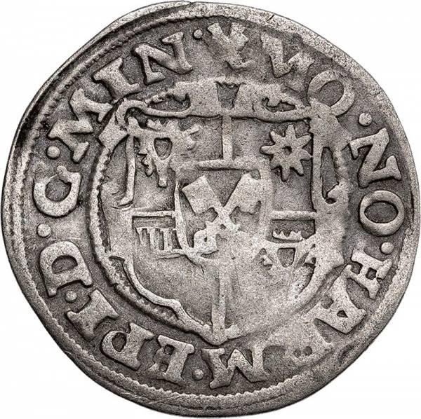 1/24 Taler Minden Fürstbischof Hermann von Schauenburg 1576-1579