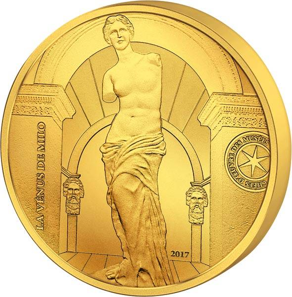 50 Euro Frankreich Venus von Milo 2017