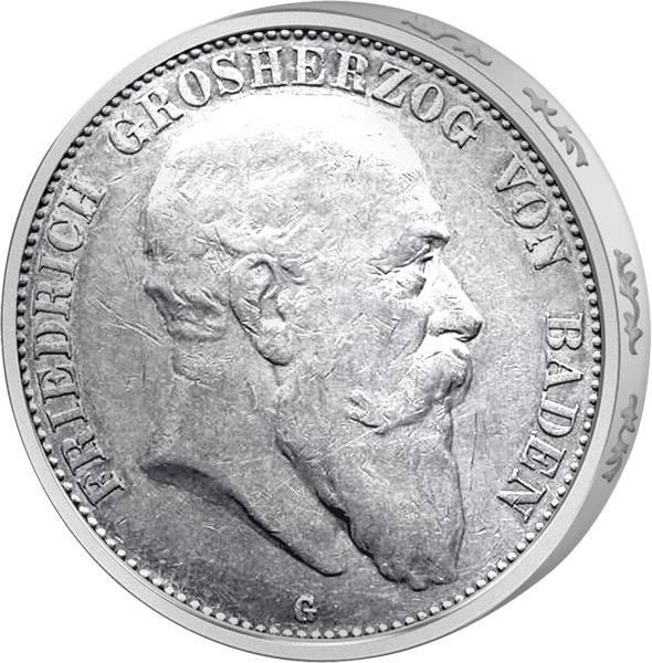 5 Mark Friedrich I.