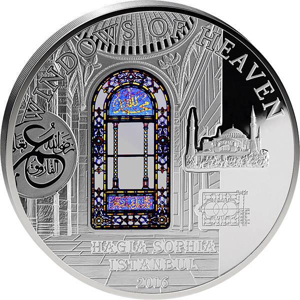 10 Dollars Cook-Inseln Istanbul Hagia Sophia