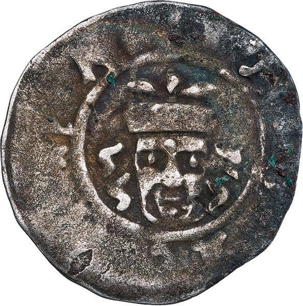 1 Pfennig Löwenstein-Wertheim Graf Johann I.