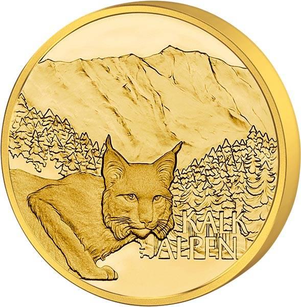 50 Euro Österreich Im tiefsten Wald 2021