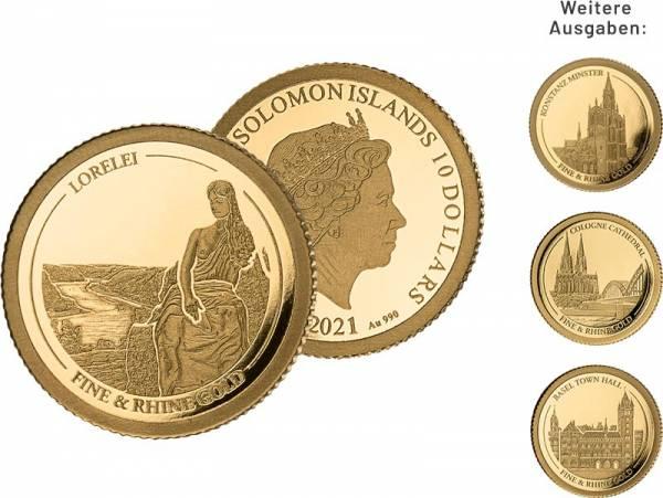 Gold-Kollektion: RhineGOLD