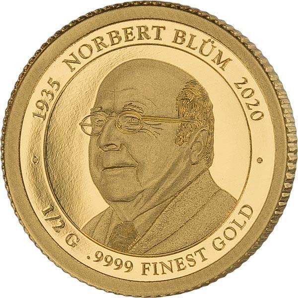 100 Francs Mali Norbert Blüm 2020