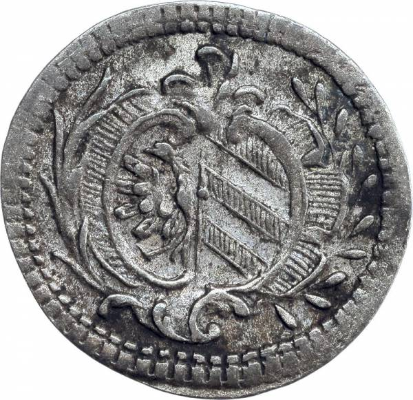 1 Kreuzer Nürnberg 1798, 1799, 1807