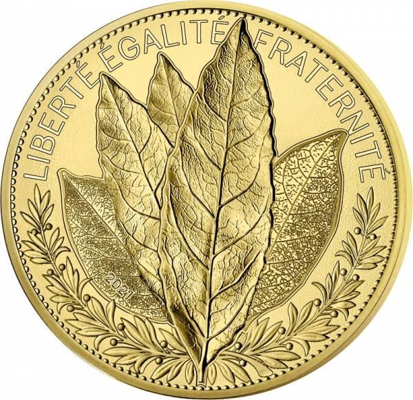 250 Euro Frankreich Der Lorbeer 2021