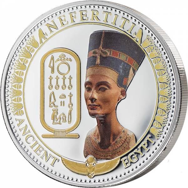 2 Dollars Salomonen Nofretete 2014