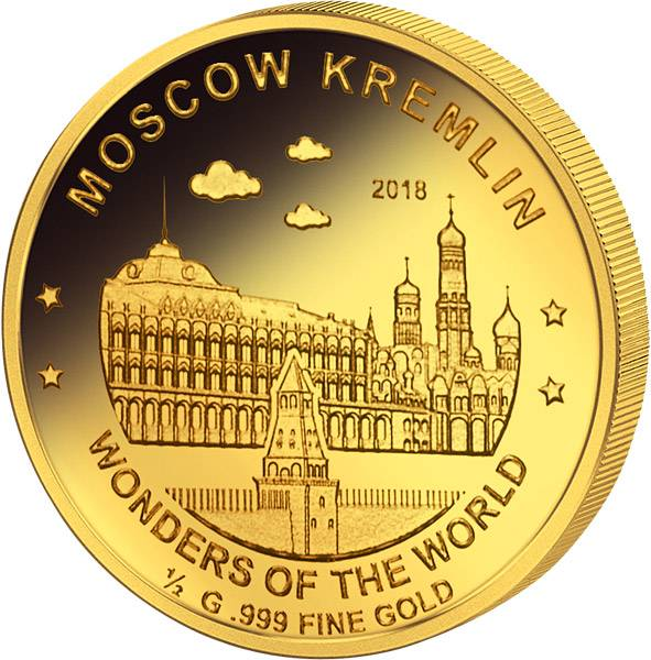 100 Francs Niger Kreml 2017