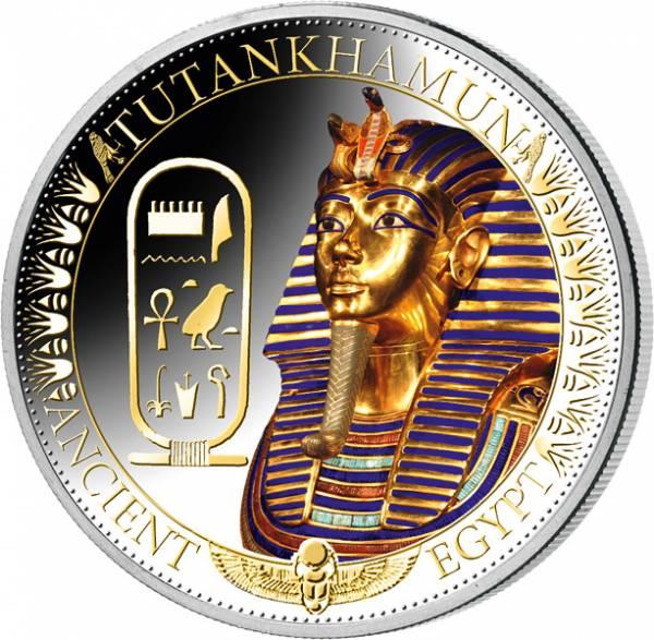 2 Dollars Salomonen Tutanchamun 2014