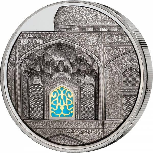 25 Dollars Palau Tiffany Art Isfahan 2020