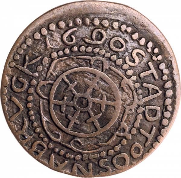 4 Pfennig Osnabrück 1690