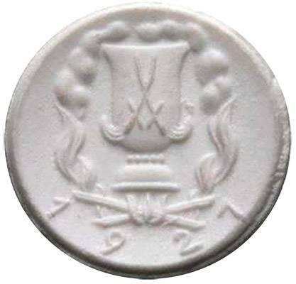 30 Pfennig Sachsen Meißen 1921