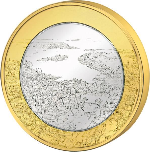 5 Euro Finnland Maritimes Helsinki 2018