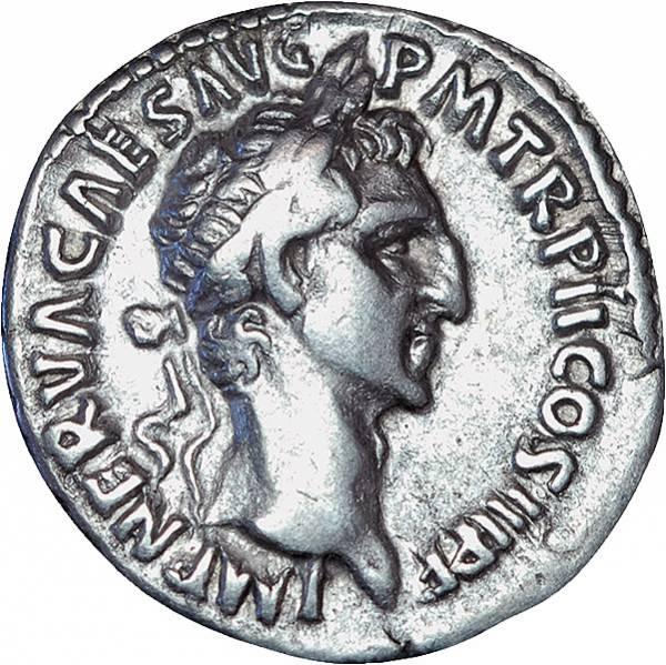 Denar Römisches Kaiserreich Kaiser Nerva