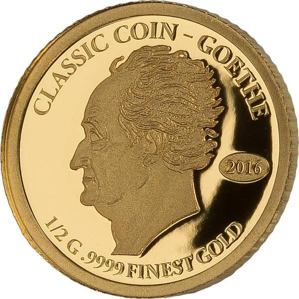 5 Dollars Cook-Inseln Goethe 2016
