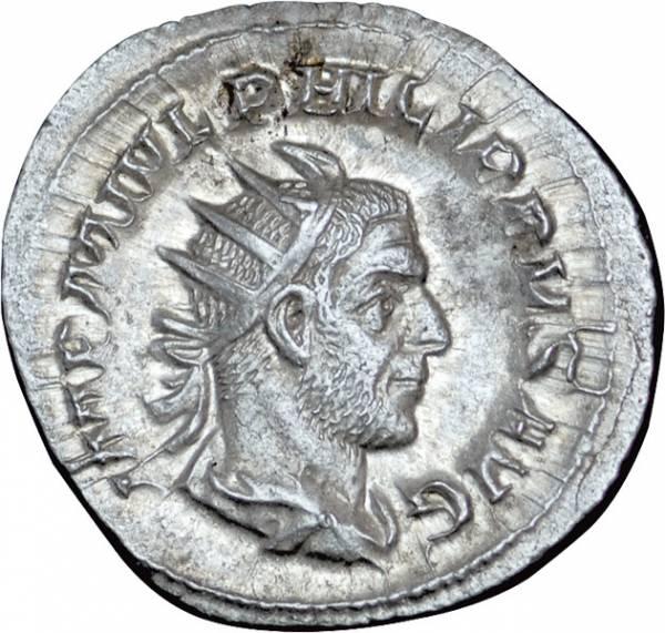 Antoninian Rom Philippus I. Arabs Vorzüglich