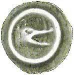 Hohlheller Schweidnitz ab 1351 Sehr schön