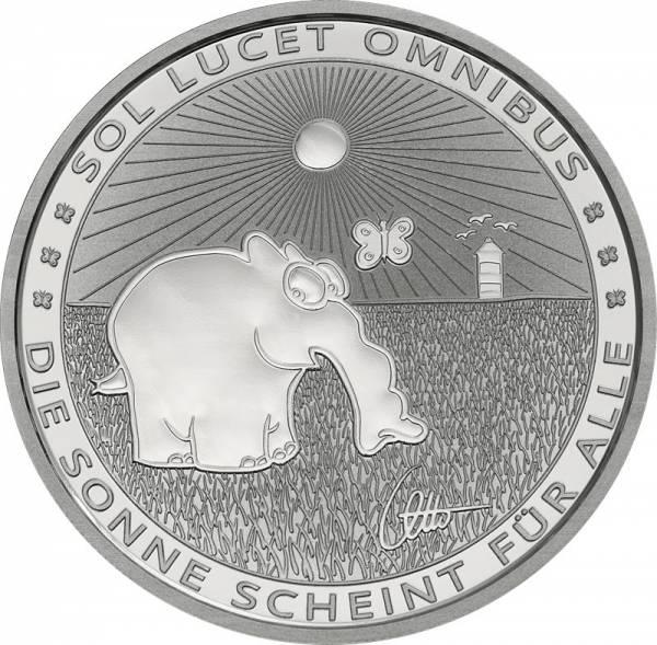 1 Unze Silber Tuvalu Ottifant 2021