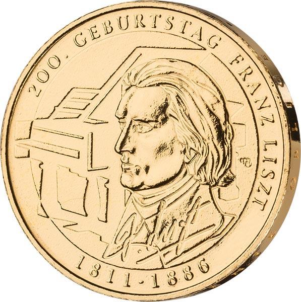 Deutsche 10 Euro Münzen Mit Goldapplikation Online Kaufen