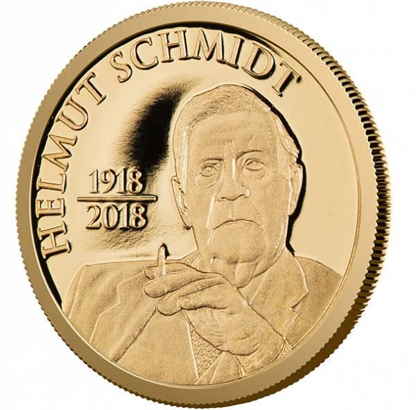 20 Shillings Somalia Helmut Schmidt 2018