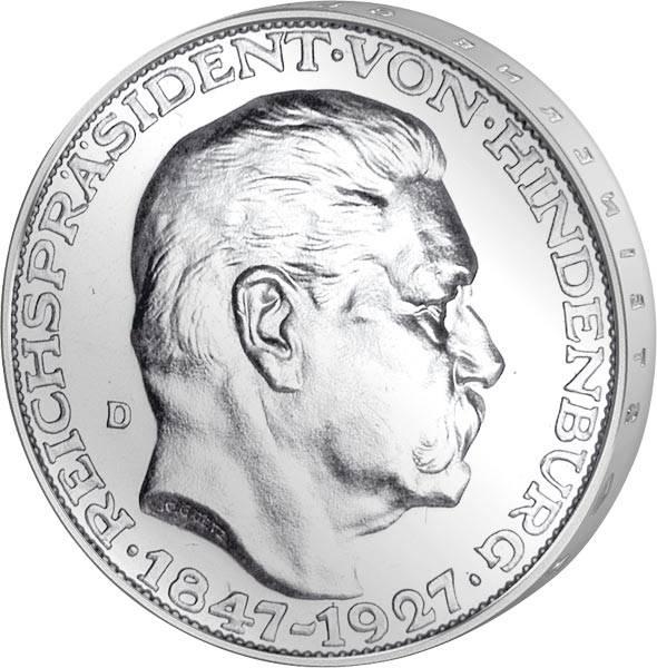Paul von Hindenburg 1927-1927