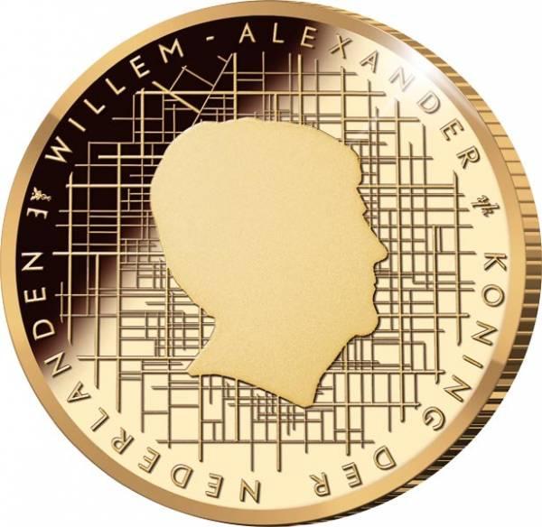 10 Euro Niederlande Schokland 2018