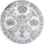 Kron.Taler Kaiser Franz I. Stephan, Kronen 1745-1765  Sehr schön