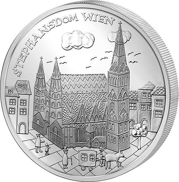 10 Euro Österreich Wien 2015