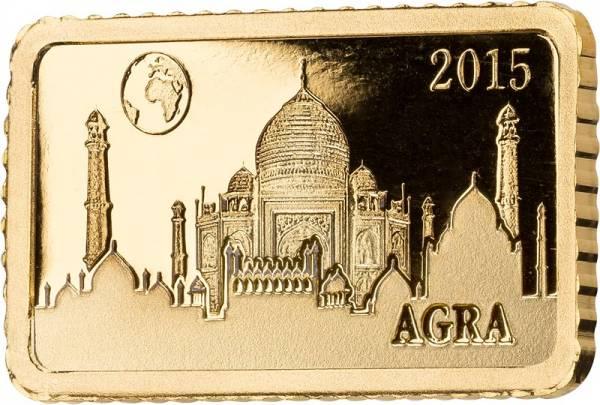 10 Dollars Salomonen Agra Taj Mahal 2015