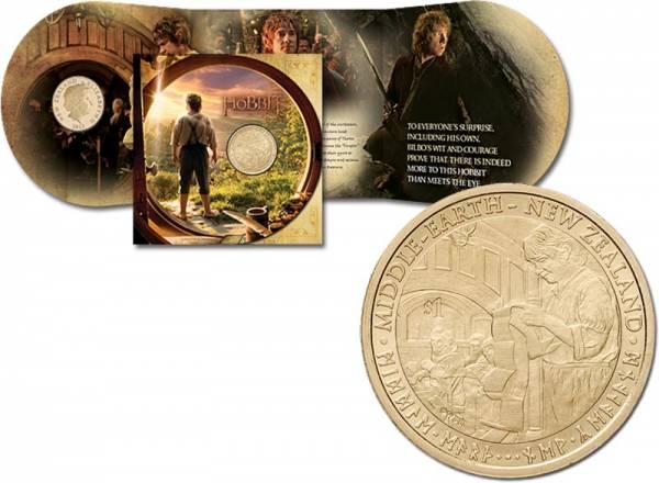 1 Dollar Neuseeland Der Hobbit - Eine unerwartete Reise 2012