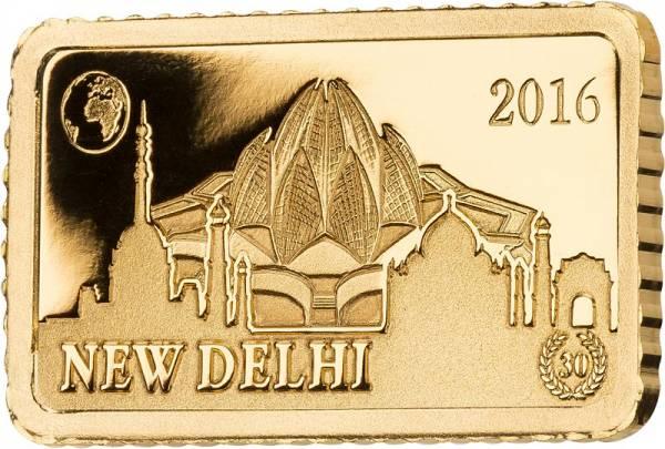 10 Dollars Salomonen Neu-Delhi 2016