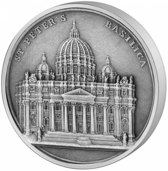 1500 Francs Benin Kathedrale Petersdom 2017